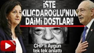 Sinan Aygün'den Kemal Kılıçdaroğlu'na tepki: FETÖ ve HDP'den vazgeçemez! .