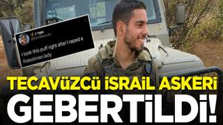 Tecavüzcü İsrail askeri Hamas'ın roket atışlarıyla imha edildi!