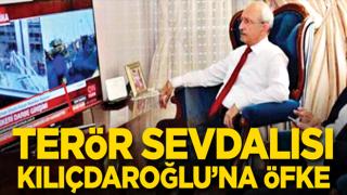 Terör sevdalısı Kılıçdaroğlu'na öfke