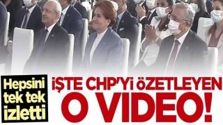 Başkan Erdoğan hepsini tek tek izletti: Yatırım düşmanı CHP