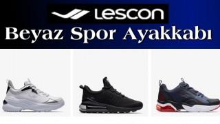 Beyaz Spor Ayakkabı Rahatlığı