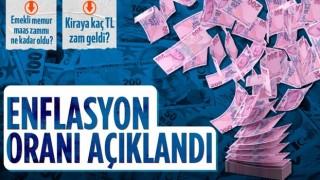 Mayıs enflasyon oranları ne kadar oldu? TEFE TÜFE 2021 Mayıs ayı enflasyon oranları yüzde kaç? Emekli, memur, ev sahibi...