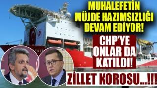 Müjde CHP, HDP, İYİ Parti de hazımsızlık yaptı!