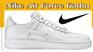 Nike Air Force Kadın Ayakkabılar