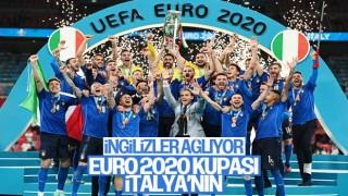 EURO 2020 kupası İtalya'nın