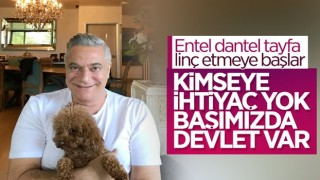 Mehmet Ali Erbil: Başımızda devletimiz var
