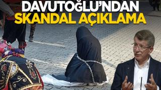 Davutoğlu'ndan Edremit'teki gösteriye dair skandal açıklama