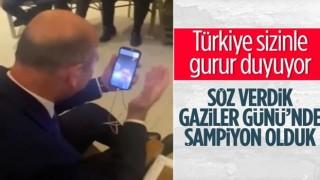 Süleyman Soylu, Ampute Futbol Milli Takımı sporcularını tebrik etti