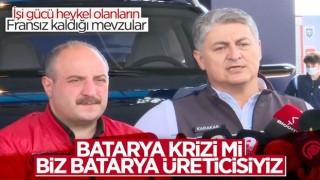 TOGG CEO'su Gürcan Karakaş: Batarya krizinden etkilenmeyeceğiz