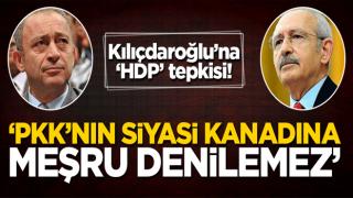 Ümit Kocasakal'dan Kılıçdaroğlu'na HDP tepkisi! 'PKK'nın siyasi kanadına meşru denilemez'