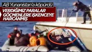 Avrupa Birliği'nden göçmenlere işkence yapan Yunanistan'a soruşturma istemi