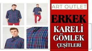 Erkek Kareli Gömlek Modelleri