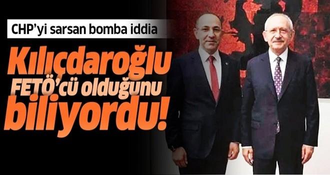 Cezaevine gönderilen Urla Belediye Başkanı ile ilgili çarpıcı iddia: Kılıçdaroğlu FETÖ'cü olduğunu biliyordu .