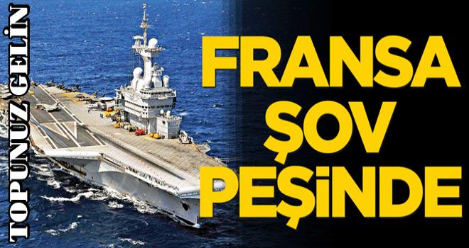 Fransa şov peşinde