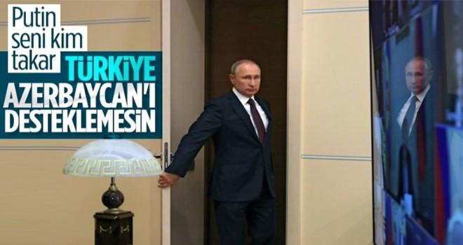 Rusya'dan Türkiye'ye Azerbaycan mesajı: Destek vermeyin