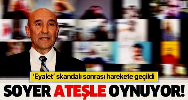 İzmir'e özel bayrak ve para çıkışıyla tepki toplayan CHP'li Tunç Soyer hakkında savcılığa suç duyurusunda bulunulacak