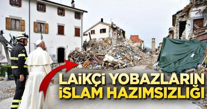 Laikçi yobazların İslam hazımsızlığı