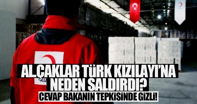 Türk Kızılayı'na neden terör saldırısı yapıldı!