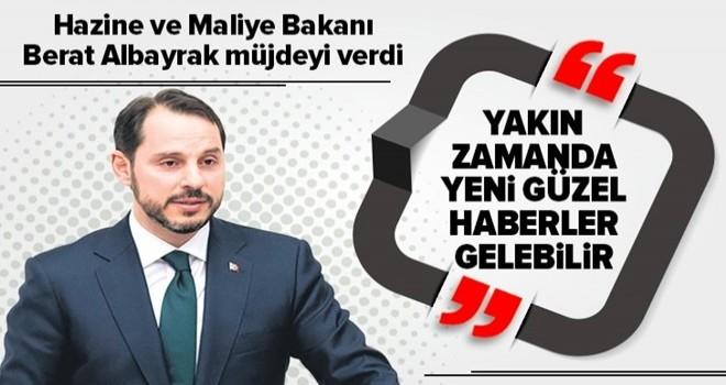Karadeniz'de doğal gaz keşfi! Hazine ve Maliye Bakanı Berat Albayrak: Yakın zamanda yeni güzel haberler gelebilir .