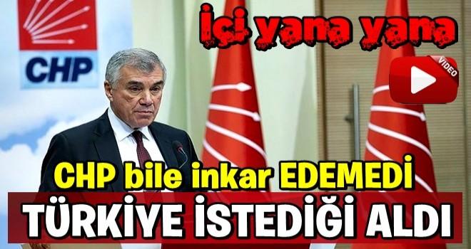 Türkiye'nin askeri ve diplomatik başarısını CHP bile inkar edemedi! Türkiye istediğini aldı