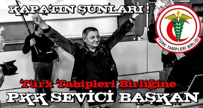 Türk Tabipleri Birliği'nin başkanlığına Barış için Öcalan'a Özgürlük Platformu kurucularından Şebnem Korur Fincancı seçildi.