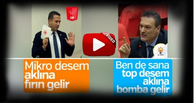 Alpay Özalan'ın CHP'li vekille atışması