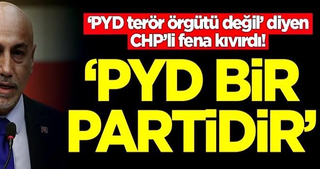 'PYD terör örgütü değil' diyen CHP'li Erdal Aksünger fena kıvırdı!