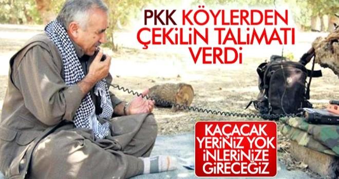 Terörist Murat Karayılan'dan itiraf gibi talimat