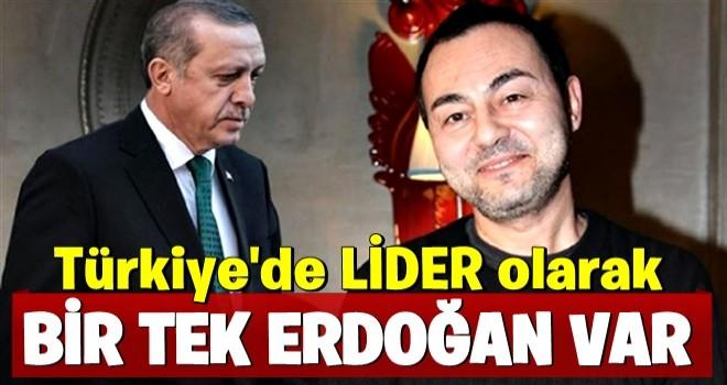 Serdar Ortaç'ın Erdoğan sözleri muhalifleri çıldırttı