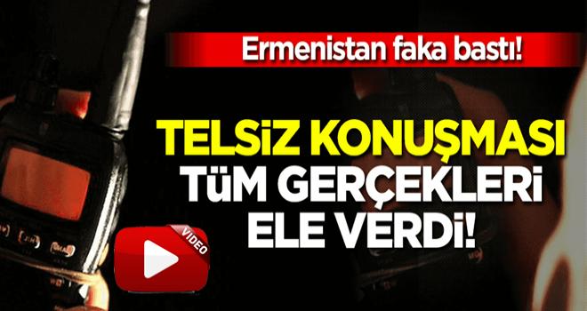 Ermeni teröristlerinin telsiz kayıtları ortaya çıktı!