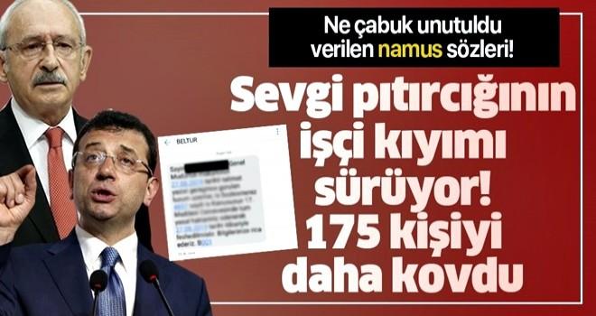 Ekrem İmamoğlu'nun işçi kıyımı Sürüyor! İmamoğlu BELTUR'da çalışan 175 kişiyi işten kovdu .