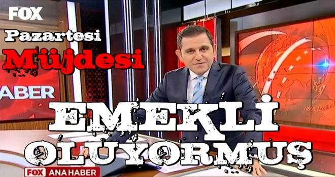Fatih Portakal: Artık gazetecilik yapmayacağım