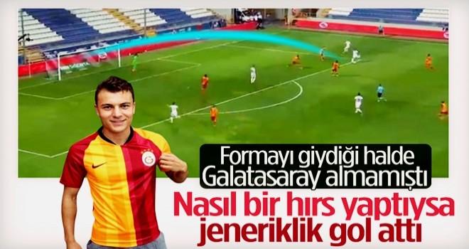 Yusuf Erdoğan'dan jeneriklik gol