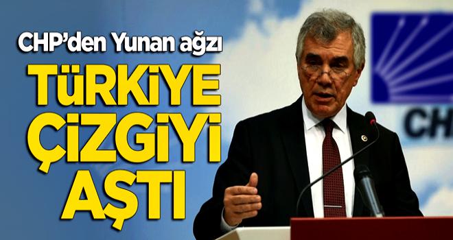 CHP'den Yunan ağzı: Türkiye Libya'da çizgiyi aştı