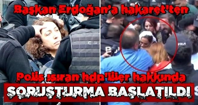 HDP'li milletvekilleri Remziye Tosun ve Saliha Aydeniz'e soruşturma