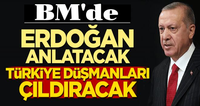 Dünyada bir ilk! Erdoğan anlatacak Türkiye düşmanları çıldıracak