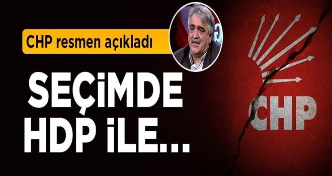 CHP, HDP ile ittifaka yeşil ışık yaktı