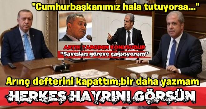 """Şamil Tayyar'dan ilginç Bülent Arınç açıklaması! """"Cumhurbaşkanımız hala tutuyorsa..."""""""