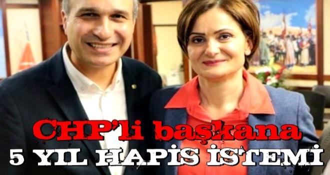 Fahrettin Altun'un evini görüntüleyen CHP'li Özçağdaş hakkında 5 yıl hapis istemi