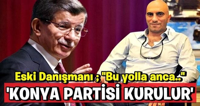 Eski danışmanından çok sert sözler: ''Ahmet Davutoğlu intihar etti''