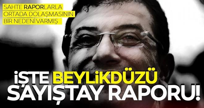İşte CHP adayı Ekrem İmamoğlu'nun sicili! Belediyeyi milyonlarca lira zarara soktu, Sayıştay 19 başlıkta uyardı .