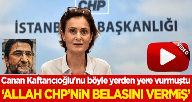 """Nihat Genç, Canan Kaftancıoğlu'nu böyle yerden yere vurmuştu! """"Allah CHP'nin belasını vermiş"""""""
