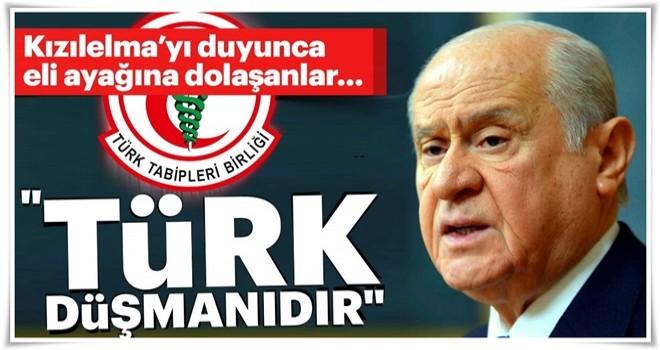 """""""Türk Tabipler Birliği Türk düşmanıdır"""""""