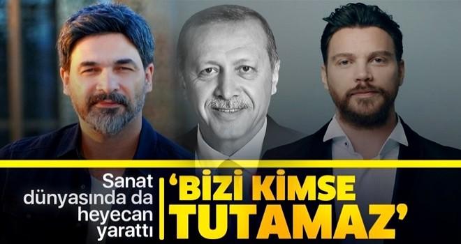 Başkan Erdoğan'ın 'müjde vereceğiz' sözleri sanat dünyasını heyecanlandırdı: Bizi kimse tutamaz