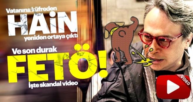 Türk milletine hakaret eden Barbaros Şansal'ın FETÖ'cüleri güzellediği video ortaya çıktı