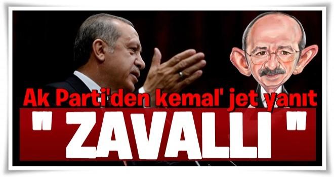 Kemal Kılıçdaroğlu'nun 'Yiğitsen karşıma çıkarsın Recep Bey' sözlerine tokat gibi cevap