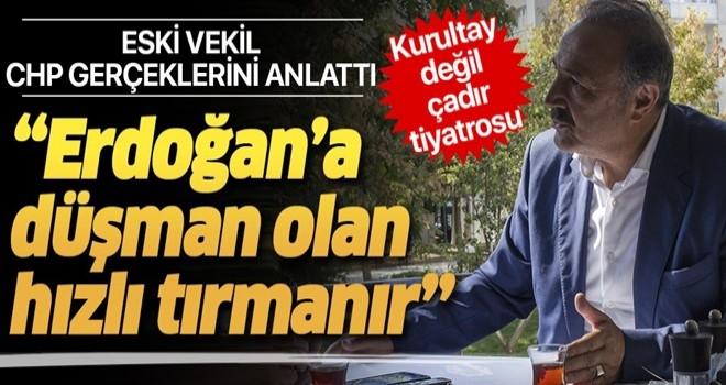 CHP eski milletvekili Mehmet Sevigen'den flaş açıklamalar: