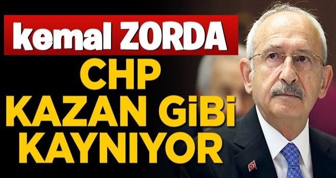 Kemal Kılıçdaroğlu zorda! CHP kazan gibi kaynıyor