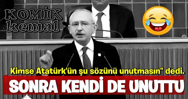 Kemal Kılıçdaroğlu gaf koleksiyonuna yenisini ekledi!