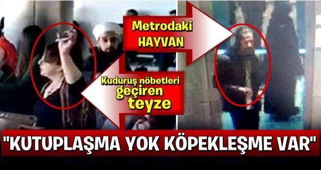 """""""ÇÖP TENEKESİYLE BİLE TAKAS EDİLEMEYECEK TEYZE"""""""
